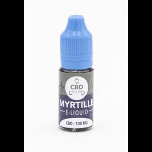 e-liquide myrtille 100mg