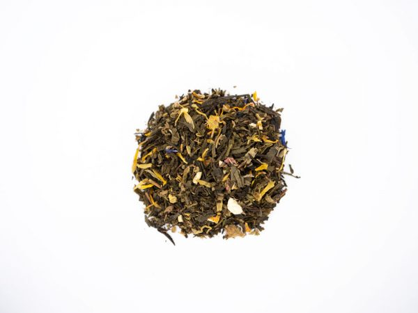 thé vert bonne humeur